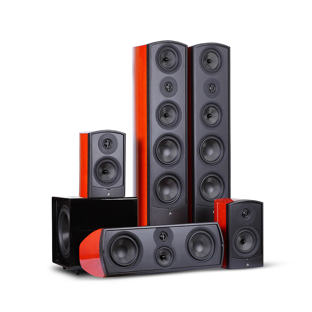 Aperion Audio Verus III Grand Tower Hybrid 10D - Aperion Audio