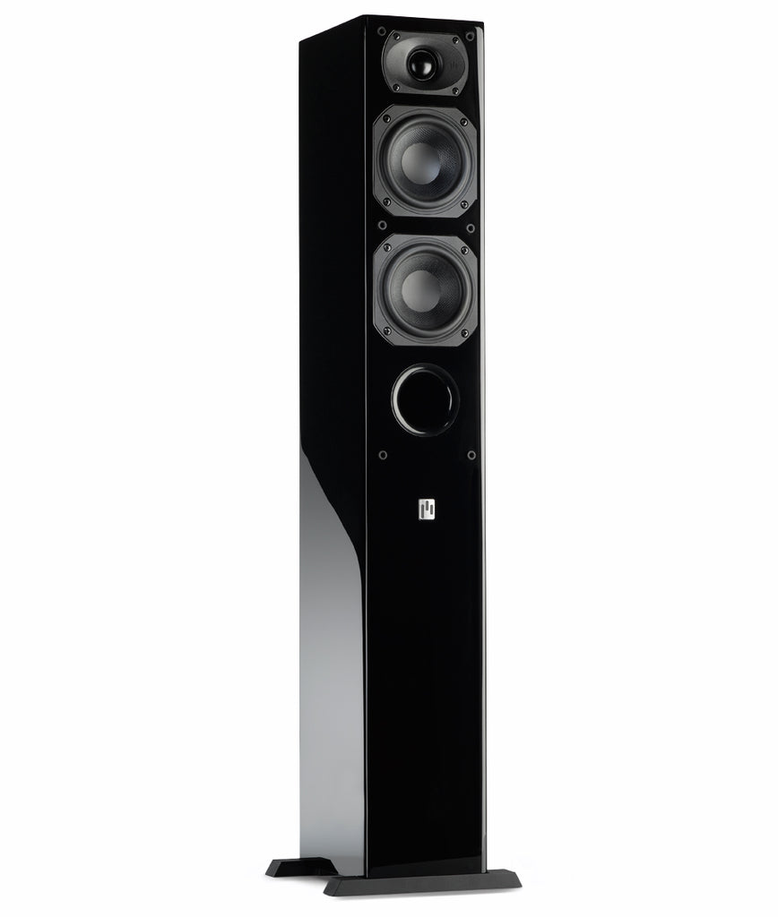 Open Box ~ Closeout Intimus 4T Tower Speaker - Gloss Black