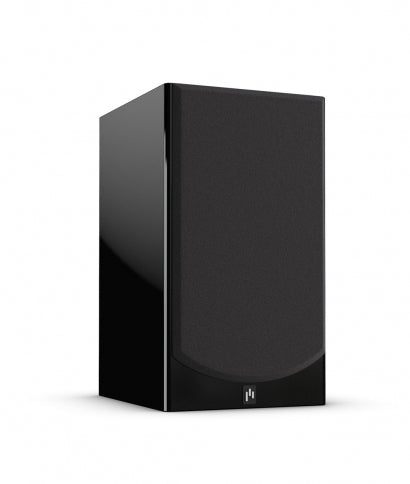 Open Box ~ Intimus 5B Bookshelf Speaker Pair - Gloss Black - Aperion Audio