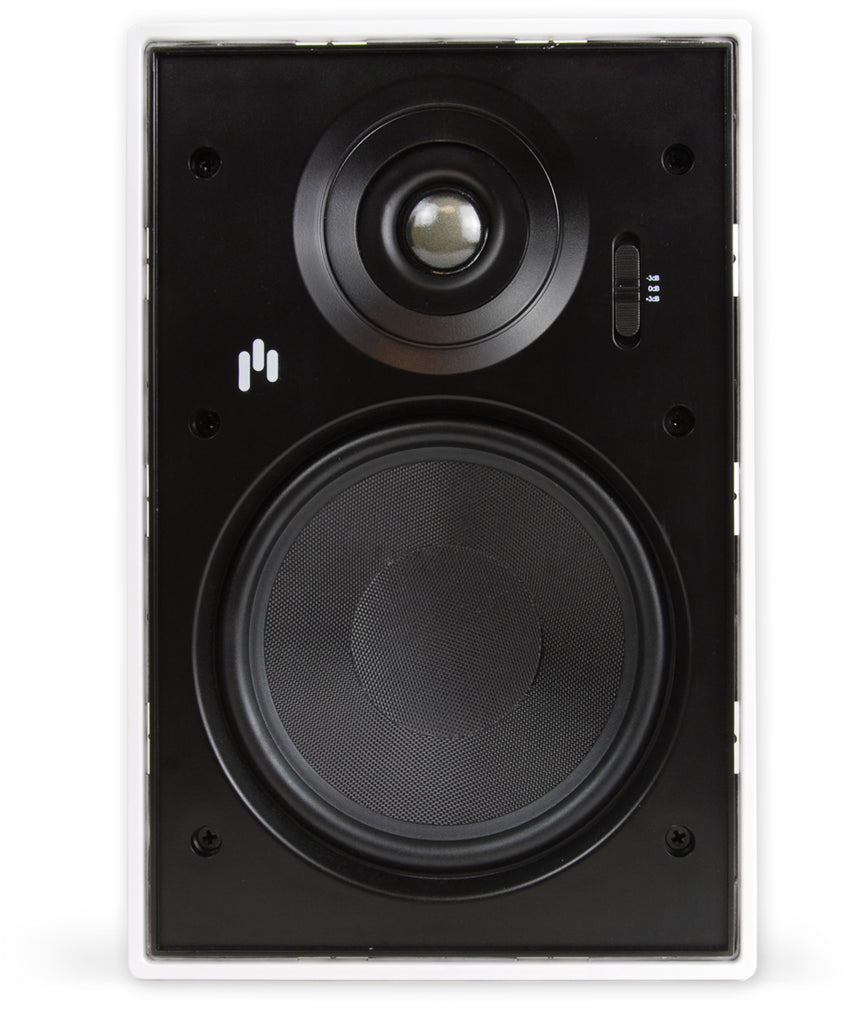 "Aperion 6.5"" In-Wall Speaker Single"