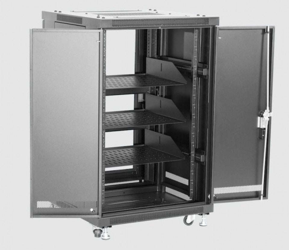 Rapid Audio/Video Component Cabinets
