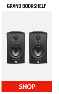 Verus II Grand Bookshelf Speakers