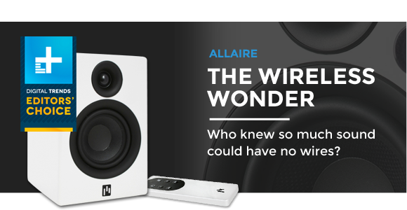 allaire wireless blutooth speakers