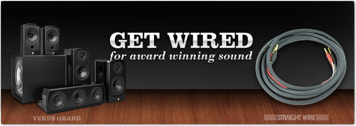 Get Wired For Award Winning Sound