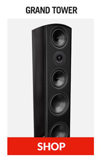 Verus II Grand Tower Speaker
