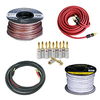 Speaker Wire & Cables