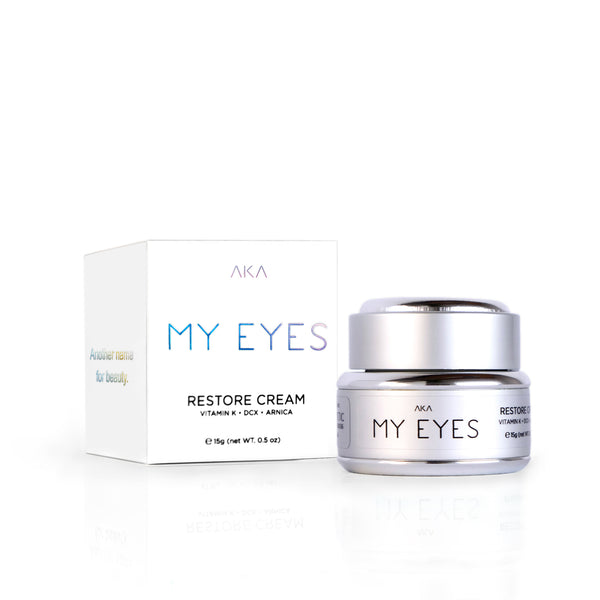 MY EYES | RESTORE CREAM - AKA Cosmetic