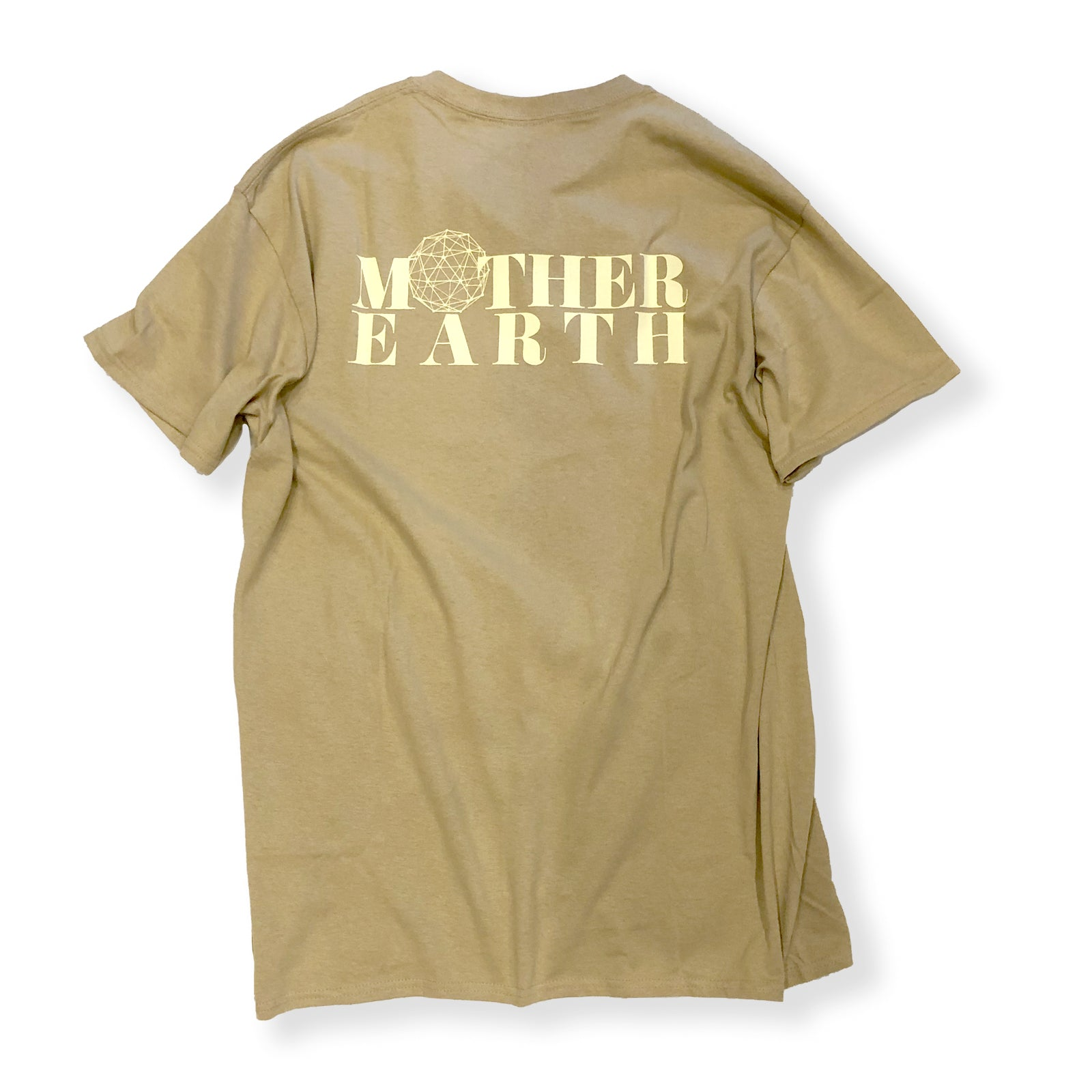 VIOLA&ROSES / MOTHER EARTH S/S TEE (TAN)