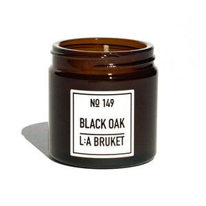 L:A BRUKET / 149 SCENTED CANDLES  BLACKOAK(50g)