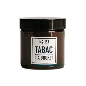 L:A BRUKET / 153 SCENTED CANDLES  TABAC(50g)