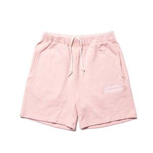 ROTTWEILER / Pastel Sweat Shorts (PINK)