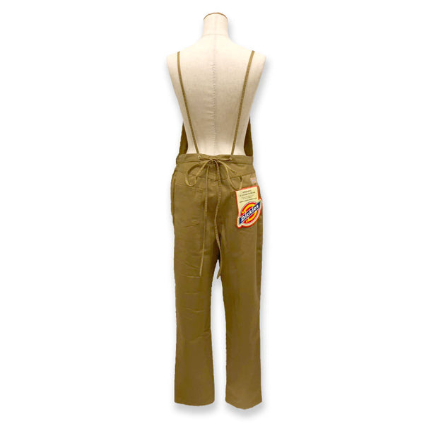 mikomori / DICKIES STRAP ALL IN ONE (BEIGE)