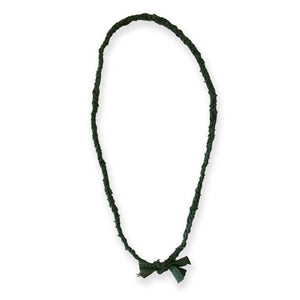 NAISSANCE / Braid Necklace (KHAKI)