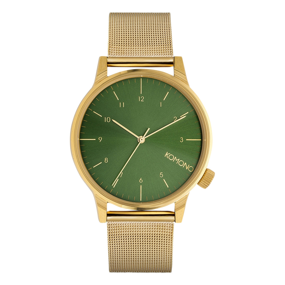 KOMONO / WINSTON ROYALE (GOLD-GREEN)