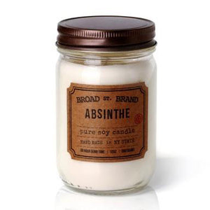 KOBO / ABSINTHE CANDLE - BROAD STREET BRAND
