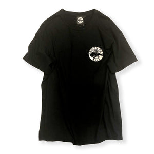 BRONZE AGE / LOGO T-SHIRTS (BLACK)
