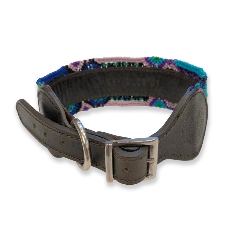 ECLECTIC ARRAY / DOG COLLAR (M)
