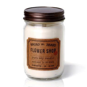 KOBO / FLOWER SHOP CANDLE - BROAD STREET BRAND