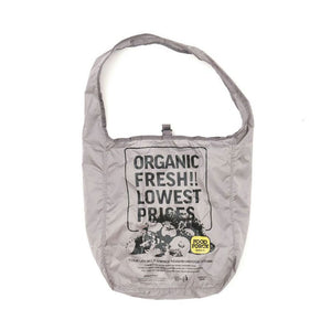 AS2OV / 【FOOD FORCE OREGON】 OFFICIAL ECO BAG (GRAY)