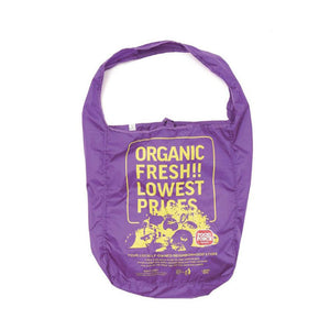 AS2OV / 【FOOD FORCE OREGON】 OFFICIAL ECO BAG (PURPLE)