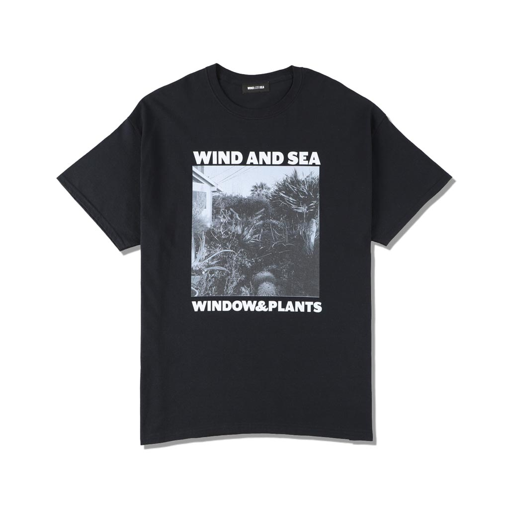 WIND AND SEA / WDS (W&P) PHOTO T-SHIRT (BLACK)