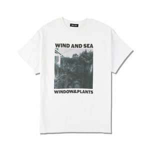 WIND AND SEA / WDS (W&P) PHOTO T-SHIRT (WHITE)