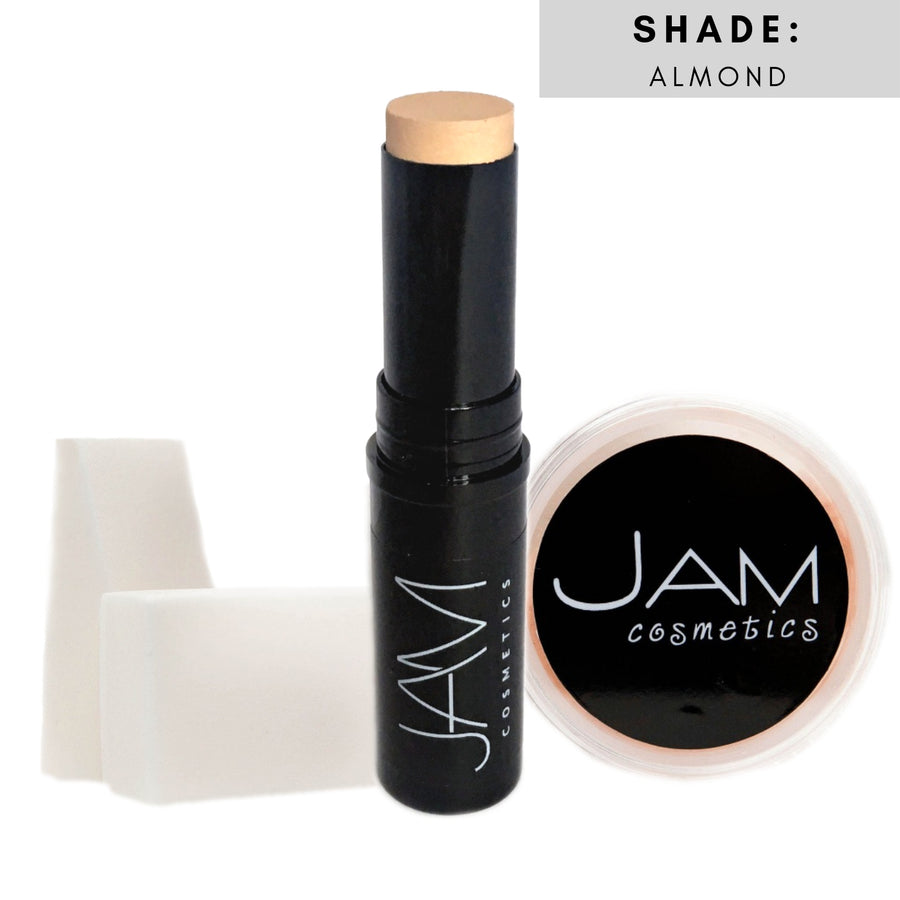 Stage Ready Skin Kit w/ JAM Perfection Stix Foundation