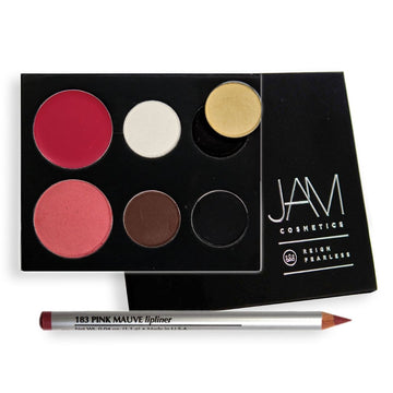 JAM Glam Petite Recital Dance Makeup Kit (The
