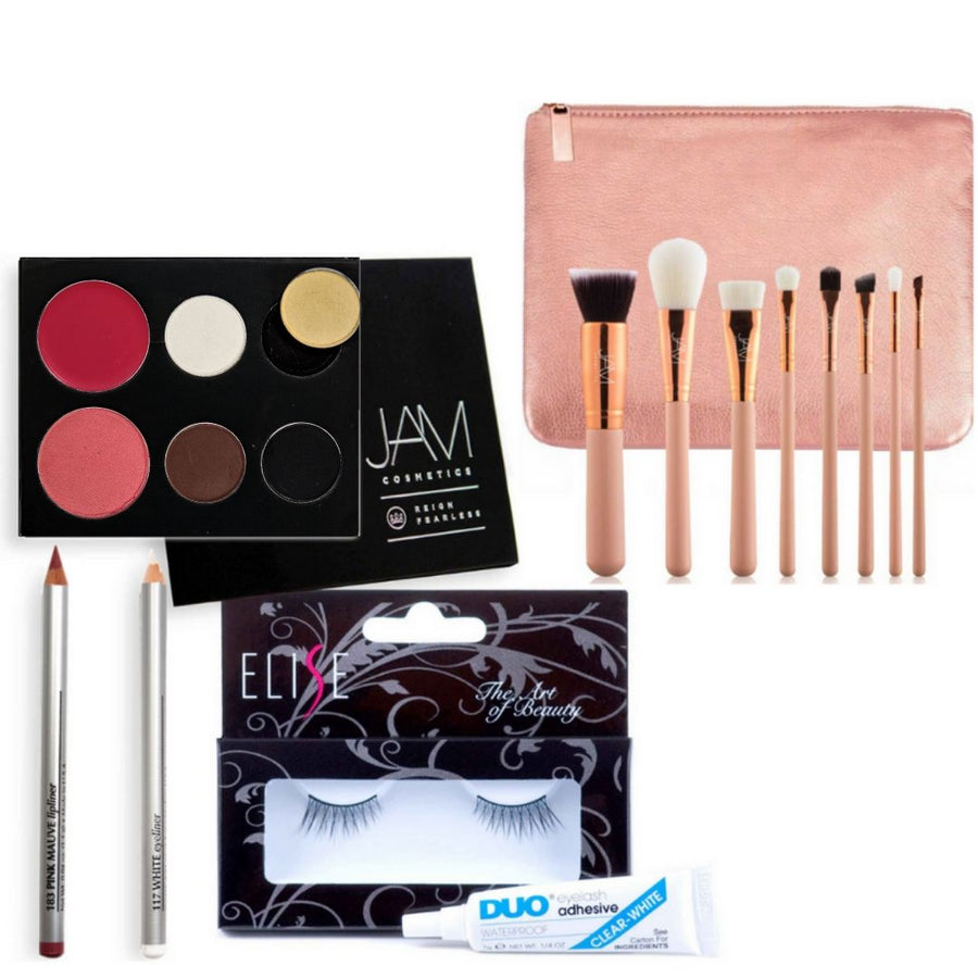 JAM Glam Deluxe Recital Dance Makeup Kit