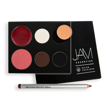 JAM Cosmetics Prima Diva Petite Stage Recital Dance Makeup Kit