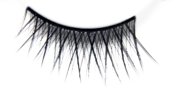 3 Pack Elise Half Lash - Natural False Lashes for Dance Fake Eyelashes