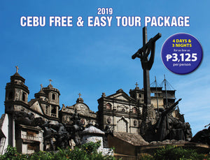 4D/3N Cebu Free and Easy - AREE TRAVEL & TOURS