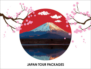 Japan Tour Packages - AREE TRAVEL & TOURS