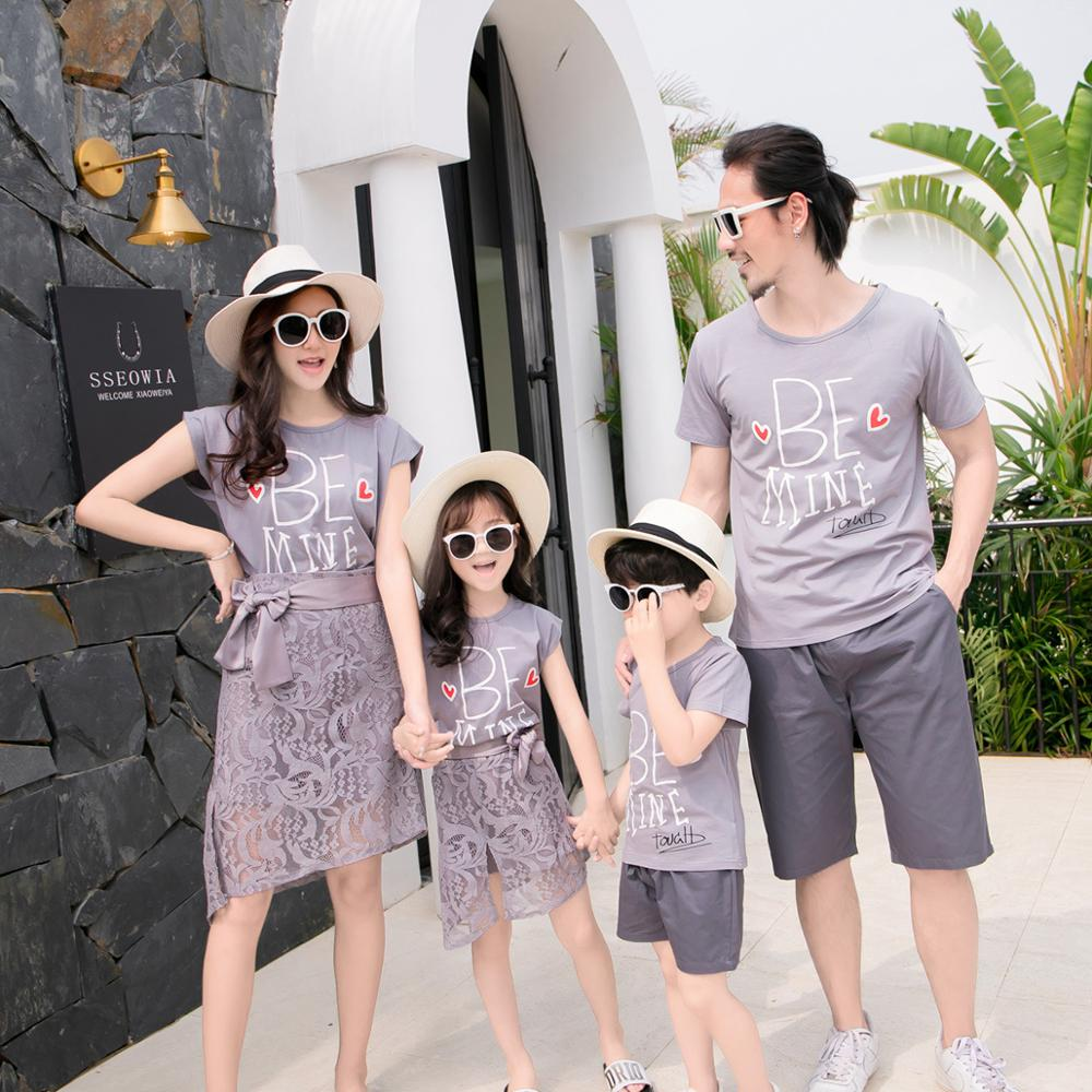 Stylish Family Matching Clothes