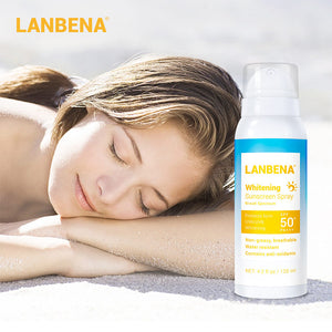 Outdoor Anti-UV Sun Protection Refreshing Spray