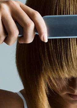 Styling Methods That Damage Hair