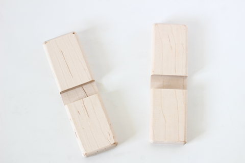 Wooden display stand for wooden activity boards for homeschool and montessori.