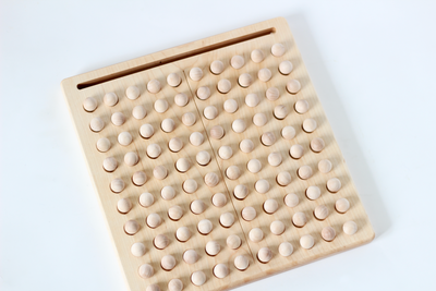 Hundred Frame Counting Board