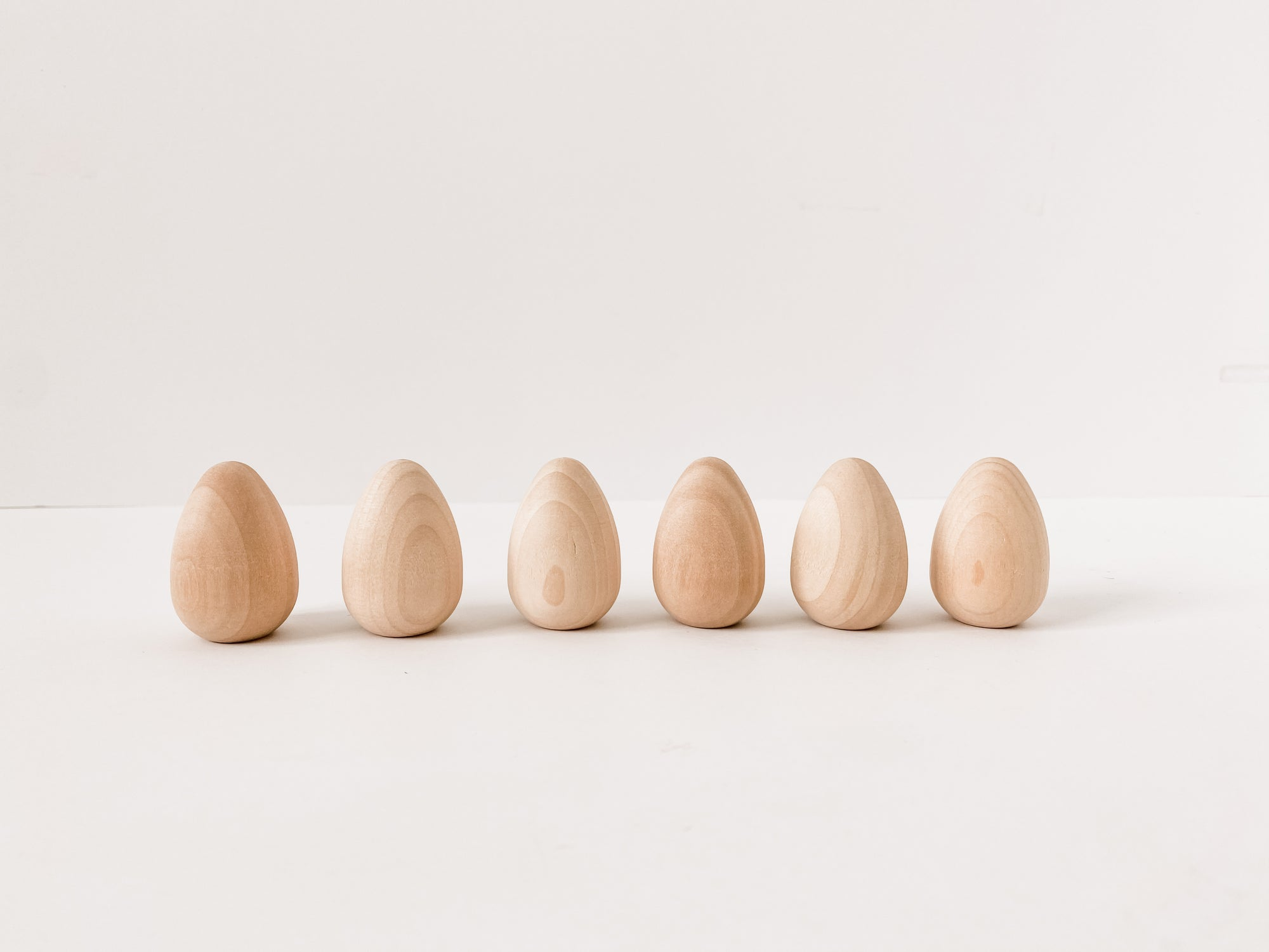 Wooden Eggs (Limited Edition)
