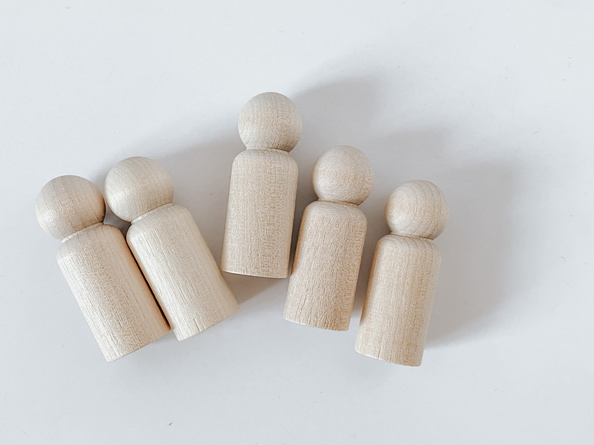 Little Boy Wooden Peg Dolls
