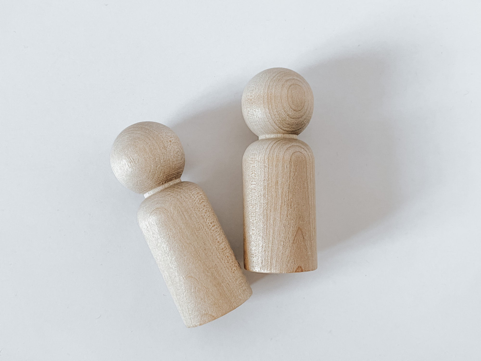 Wooden Dad Peg Dolls
