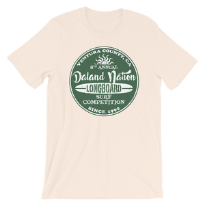 8th Annual Daland Nation Surf Competition Tee