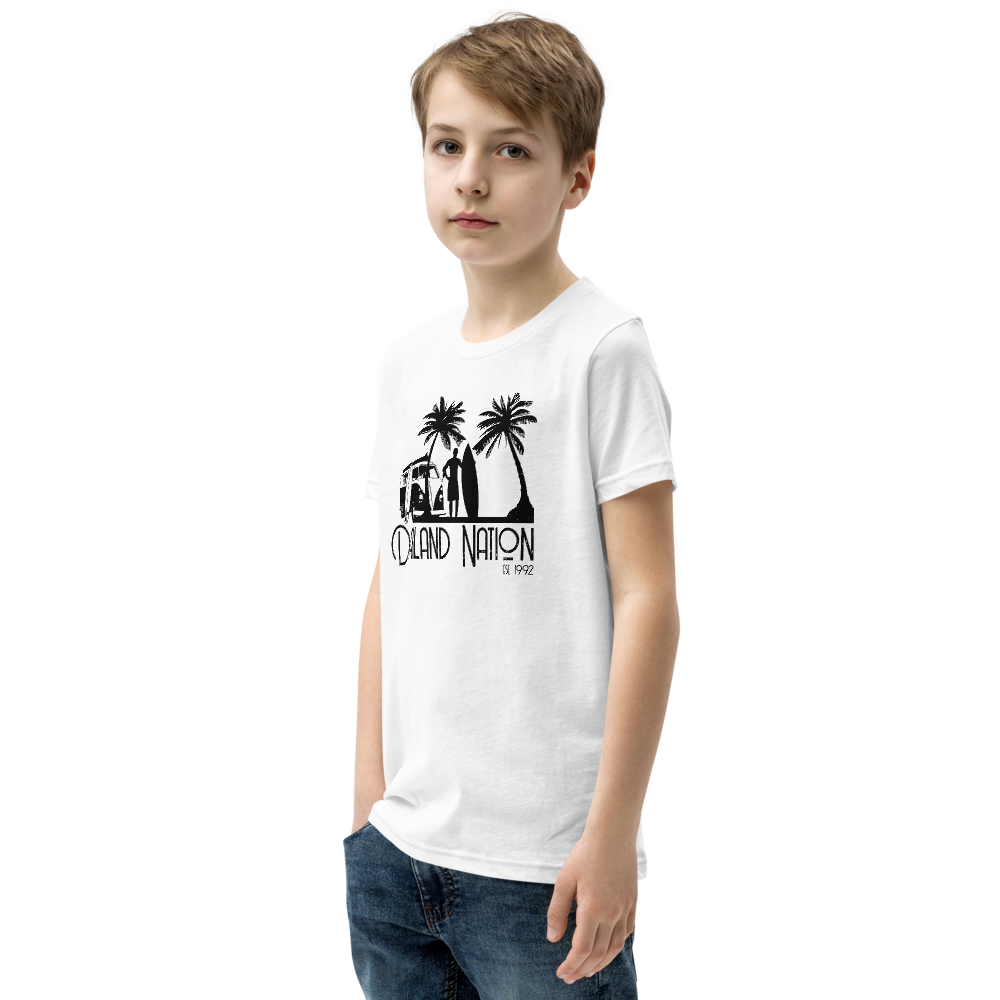 Classic Daland Nation Youth Tee