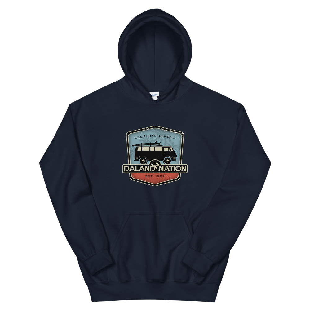Daland Nation Bus Hoodie