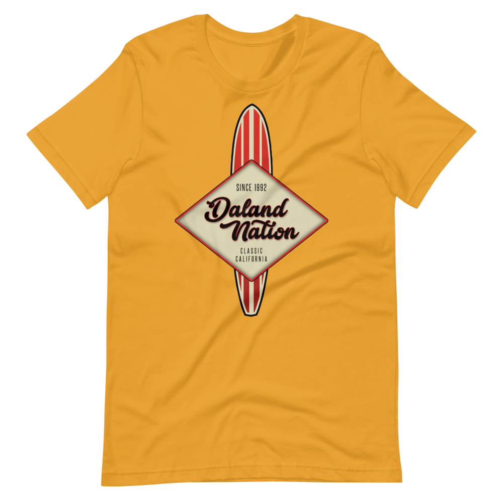 Daland Nation Longboard Tee
