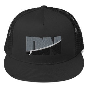 Daland Nation Surfboard Trucker Cap