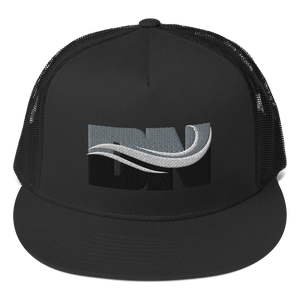 Daland Nation Wave Trucker Cap