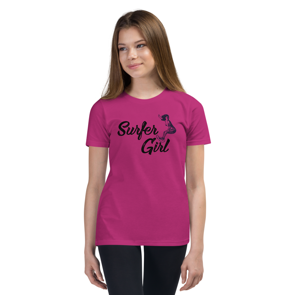 Surfer Girl Youth Tee