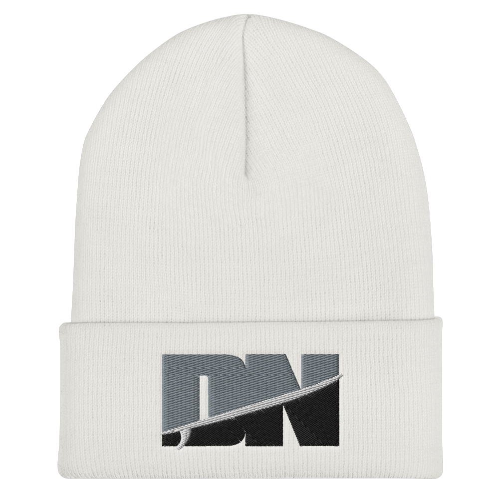 Daland Nation Surfboard Cuffed Beanie