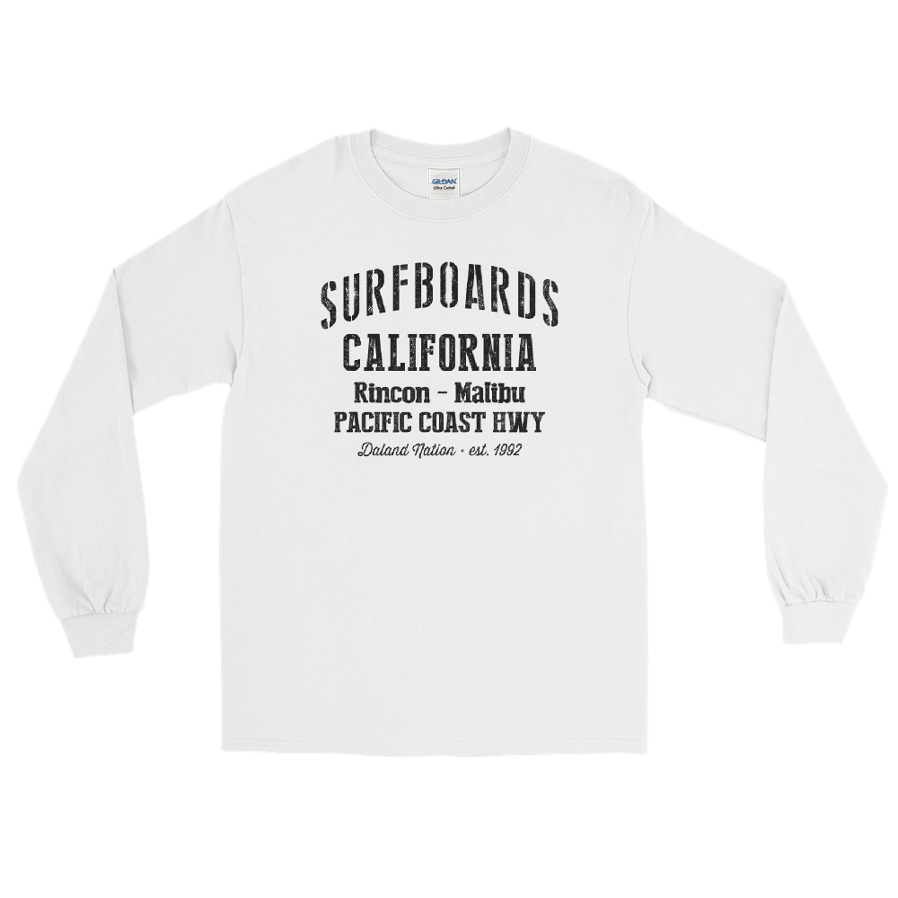 Surfboards California Long Sleeve
